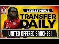 MOURINHO Admits MAN UTD Transfer Plans In Tatters | MAN UTD