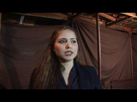 Entrevista com Leticia Colin