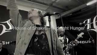 House of Shakira - Midnight Hunger (taken from 'HoS')