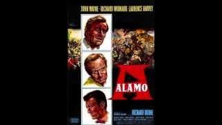 The Alamo (USA 1960) - Entr'acte - Ballad of The Alamo