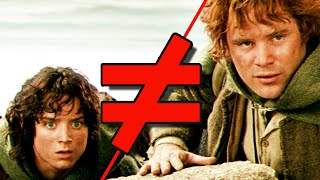 Lord of the Rings: The Two Towers - What's the Difference?