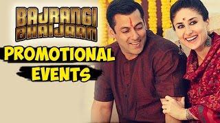 Bajrangi Bhaijaan (2015) Movie   Salman Khan, Kareena Kapoor, Nawazuddin   Pre Release PROMOTIONS