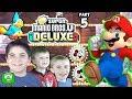 Super Mario U Deluxe Part 5 HobbyFamilyGaming