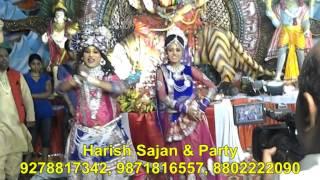 radha kishan ji jhanki by harish sajan & party