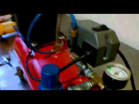 compressor caseiro do adriano