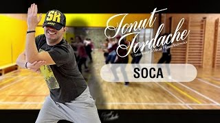 Soca People - Konshens ft Busy Signal * Dance Fitness by Ionut Iordache