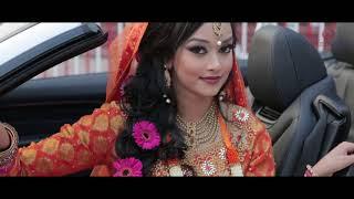 Ruhena's Mendhi - Cinematic Asian Mendhi Trailer | PixelVision Media