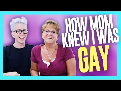 Xxx Mp4 HOW MOM KNEW I WAS GAY Ft Queen Jackie Tyler Oakley 3gp Sex