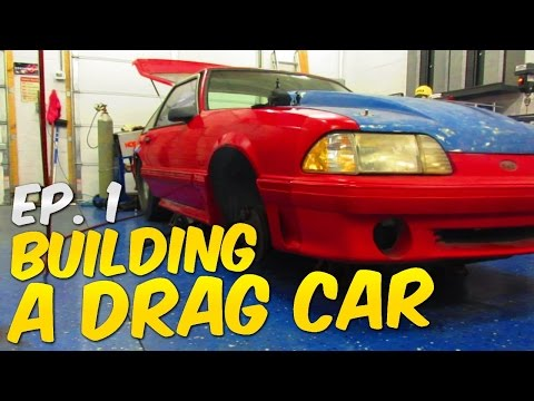 Building a Drag Car | Coilovers - Ep. 1