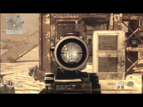 Modern Warfare 2 | Camos with CK | Scar-H