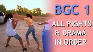 BGC1: All Fights & Drama In Order [Part 2] (HD)