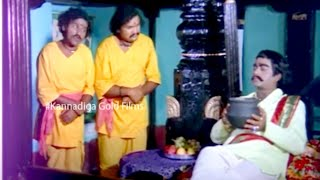 Sundar Krishna Urs Best Scenes || Best Scenes In Kannada Movie || Kannadiga Gold Films