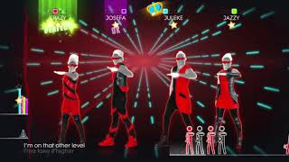 Just Dance 2014 Wii U Gameplay - Will.i.am ft. Justin Bieber: That Power