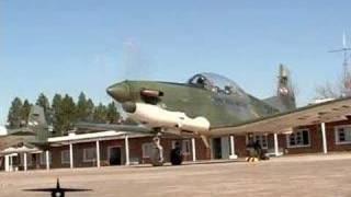 PC-7 Pilatus Start