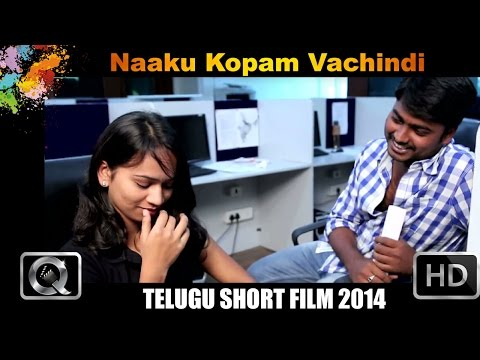 Naaku Kopam Vachindi   Comedy Telugu Short Film   by iQlik Movies