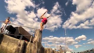Bosham Quay Jump