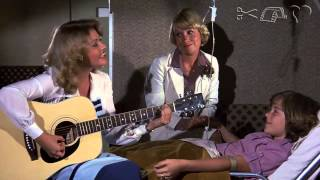 Guitar song from Airplane! movie (Emotional smile)