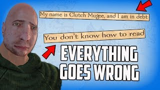 Trying to Become A Viking but Everything Goes Wrong (Mount & Blade)