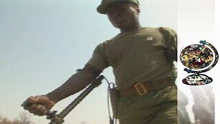 South Africa's War with Angola