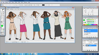 How to Make a Gif Animation in Adobe Photoshop CS [Bangla] Use Picture