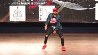 Sagar Bora (Mumbai) | Judge Showcase | EVOLUTION 2017- All India Dance Championship GOA