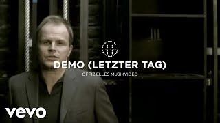 Herbert Grönemeyer - Demo (Letzter Tag)