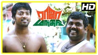 Raja Manthiri Tamil Movie Scenes | Kaali Venkat's wedding gets postponed | Kalaiarasan | Vaishali