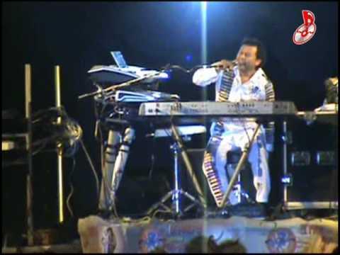 Presentación de Alfredo y sus teclados El Pulpo Dinasty Music