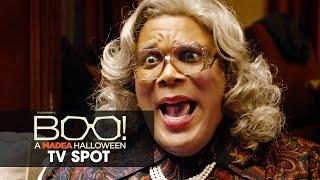 Boo! A Madea Halloween (2016 Movie – Tyler Perry) Official TV Spot – 'Paranormal'