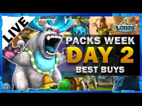Xxx Mp4 BEST BUYS PACkS WEEK DAY 2 LORDS MOBILE MISTER BP GAMING 3gp Sex