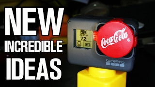 Incredible Life hacks for Action Cameras!