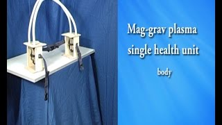Maggrav plasma health unit   mobile