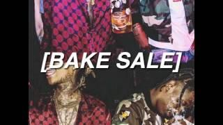 Wiz Khalifa (ft. Travis Scott) - Bake Sale (FULL VERSION) Days After Rodeo
