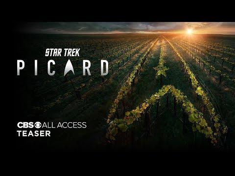 Xxx Mp4 Star Trek Picard Teaser 3gp Sex