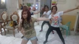 cute pinay hot teen dance viral of the Philippines