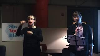 Opening Remarks from Liz Kersjes
