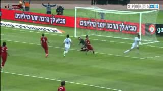 ישראל נגד פורטוגל 3:3 מוקדמות מונדיאל 2014  22-03-13