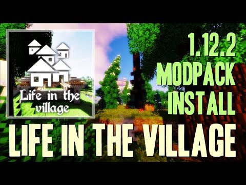 Xxx Mp4 LIVE IN THE VILLAGE MODPACK 1 12 2 Minecraft How To Download And Install Life In The Village 3gp Sex
