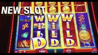 NEW SLOT: Golden Egypt Grand - live play on max bet!