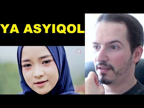 YA ASYIQOL - Sabyan Cover Song-Video REACTION + REVIEW