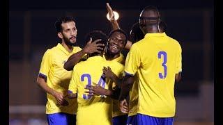 هدف النصر الأول على الفيصلي || عثمان باتو - مباراة ودية