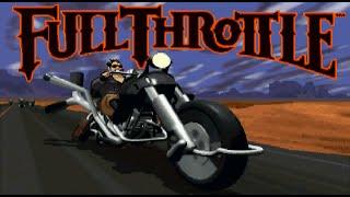 FULL THROTTLE FilmGame Complet (Motorhead Tribute)