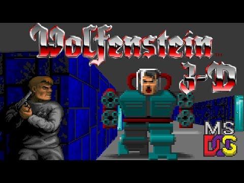 Wolfenstein 3D - DOS Nostalgia
