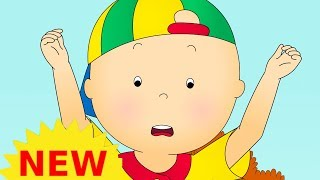 CAILLOU THANKSGIVING SPECIAL | New funny Animated cartoons for Kids | Cartoon Movie | Kids Cartoons