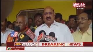 BJP Will Not Alliance with YCP | Minister Kamineni  | Mahaa News