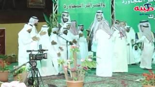 حامد القارحي ومحمد السناني من مهرجان العيد بالشبحة