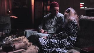 مسلسل الكبريت الأحمر .. الشيخ شمس يحضّر الجن على جسد زوجته حياة