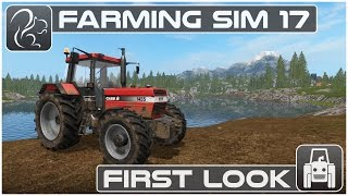 Farming Simulator 2017 Gameplay | First Look | PC Ultra