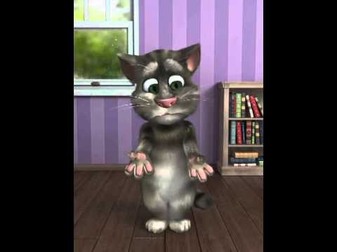 Talking Tom no no m nmmmm
