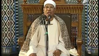 فضيلة الشيـخ  عبد الفتاح الطاروطي و تلاوة قرآن فجر الإثنين 22رمضان 1437  هـ   الموافق 27  6 2016   م